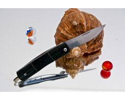 Нож-зажим для купюр складной Mcusta MC-154