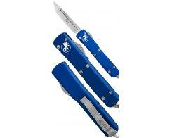 Автоматический складной нож Microtech Ultratech Satin 123-4CCBL