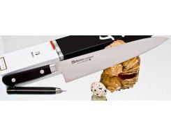 Поварской нож Misono Molibden Steel Gyuto 180 мм.
