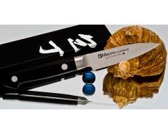 Нож для чистки овощей Misono Molibden Steel Paring 80 мм.