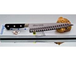 Поварской нож Misono UX10 Steel с проточкой Gyuto 300 мм.