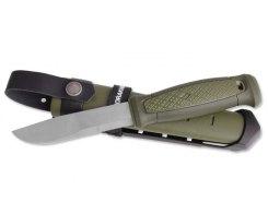 Туристический нож Morakniv Kansbol, нержавеющая сталь, крепление Multi-Mount, 12645, 109 мм