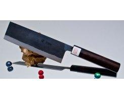 Кухонный нож для шинковки Moritaka A2 Nakiri 165 мм