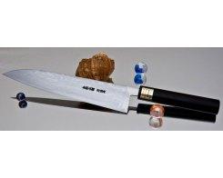 Поварской кухонный нож Moritaka AS Damaskus Gyuto 300 мм.