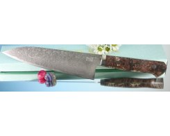 Поварской кухонный нож Mr. Itou (Hiroo Itou) mi-gy15 R2 Gyuto 190 мм