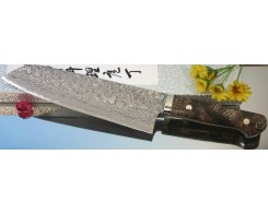 Кухонный нож Сантоку Mr. Itou (Hiroo Itou) mi-sa84 R2 Santoku 195 мм