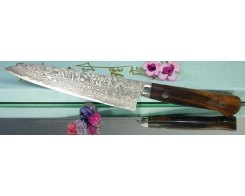 """Универсальный кухонный нож Hiroo Itou Petty """"Ironwood Handle"""", 160 мм"""