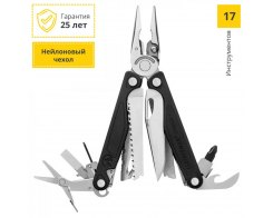 Мультитул Leatherman Charge plus 832516, 100 мм. 17 функций