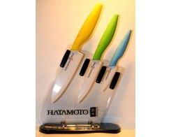 Набор керамических ножей Hatamoto HC-C