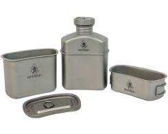 Набор посуды из титана Pathfinder PTH206