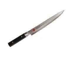 Гастрономический нож для тонкой нарезки Kasumi Damascus 86024, 24 см