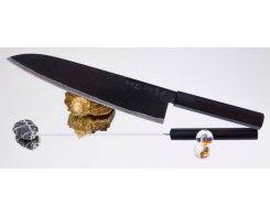 Поварской нож Takeda Hocho NAS, Sasanoha 300 мм.