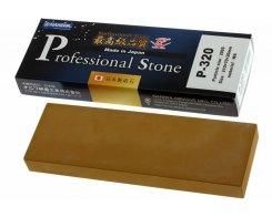 Водный точильный камень Naniwa Professional Stone P-320, 2000 grit, 210 мм х 70 мм х 20 мм