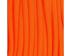 Паракорд 550 оранжевый неон Atwood Rope MFG RG105 (30 м.)