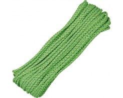 Паракорд 550 зелёные пятна Atwood Rope MFG RG112 (30 м.)