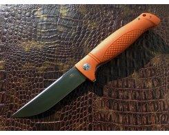 Складной нож Reptilian Джага-03 оранжевый