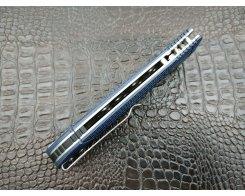 Складной нож Reptilian Финка-03, Finn-03, 112 мм.