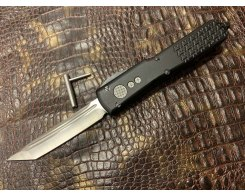 Нож выкидной фронтального выброса Reptilian KNI02