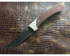 Складной нож Reptilian Пчак-1 red