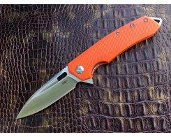 Складной нож Reptilian Шершень-01 оранжевый