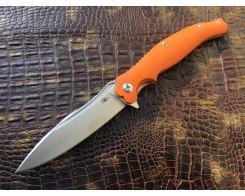 Складной нож Reptilian Вояж-03 оранжевый