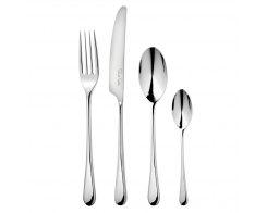 Набор столовых приборов на 6 персон, 24 предмета, Robert Welch IONBR1099V/24, сталь 18/10.