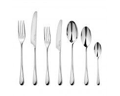 Набор столовых приборов на 6 персон, 42 предмета, Robert Welch IONBR1099V/42, сталь 18/10.