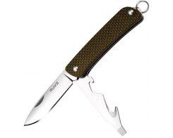 Складной нож Ruike S21-N коричневый