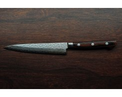Нож для овощей и фруктов Sakai Takayuki Damascus Hammered 07221 Petty 135 мм.