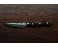 Нож для овощей и фруктов Sakai Takayuki Damascus Hammered 07229 Petty, 8 см.