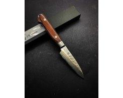 Нож для овощей и фруктов Sakai Takayuki Damascus Hammered 07390 Petty, 8 см.