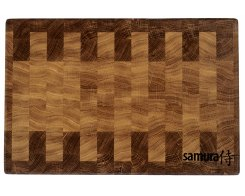 Доска разделочная торцевая Samura SCB-02 45х30х4,5 см.
