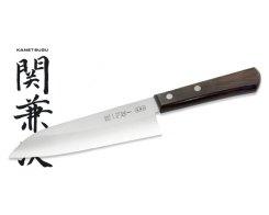 Кухонный нож Сантоку Kanetsugu Special 2003, 17 см.