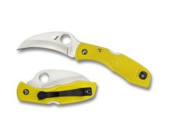 Складной нож Spyderco Tasman Salt C106PYL