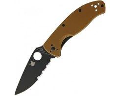 Складной нож Spyderco Tenacious C122GPSBBN