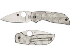Складной нож Spyderco Chaparral 3 Stepped Titanium C152STIP