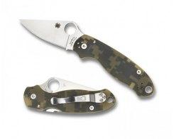 Складной нож Spyderco Para 3 C223GPCMO