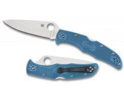 Складной нож Spyderco Endura 4 C10FPBL Blue