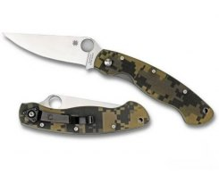 Складной нож Spyderco Military SC36GPCMO