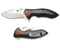 Складной нож Spyderco Rubicon  SC187CFP