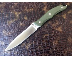 Туристический нож Steelclaw Галс green