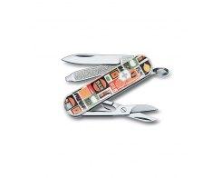 Карманный складной нож Victorinox  0.6223.L1101 Tropical Juice
