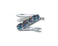 Карманный складной нож Victorinox 0.6223.L1106 Roaring Sixties