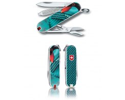 Карманный складной нож Victorinox 0.6223.L1208 Spread Your Wings