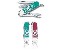 Карманный складной нож Victorinox 0.6223.L1210 Sneakers