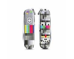 Складной нож Victorinox 0.6223.L2104 Retro TV, 7 функций