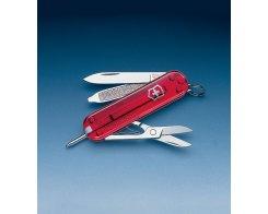 Карманный складной нож Victorinox 0.6225.T Signature Ruby