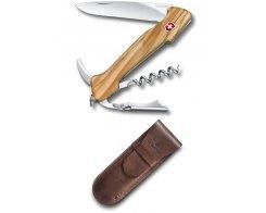 Карманный складной нож Victorinox 0.9701.64 Wine Master