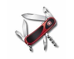 Складной нож Victorinox 2.3603.SC EvoGrip S101, 11 функций