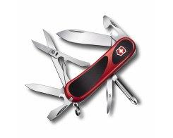 Складной нож Victorinox 2.4903.C EvoGrip 16, 12 функций